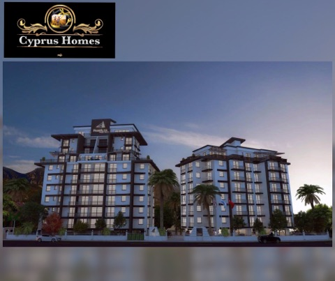 Elegant 2 and 3 Bedroom Apartment For Sale Location Upper Girne (a stunning home with every upgrade and every feature)