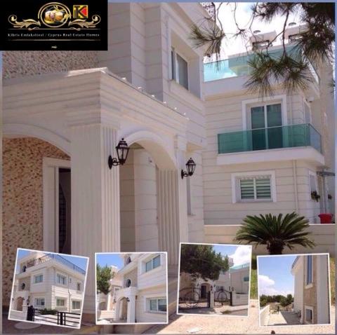 3+2 Villa For Rent Location Karaoglanoglu Girne(live in luxury/style)