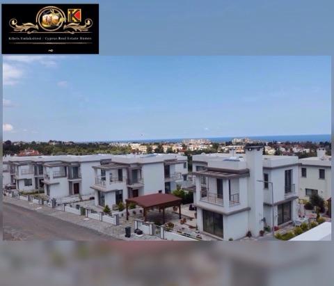 Charming 4 Bedroom Villa For Sale Location Near To Escape Beach Alsancak Girne