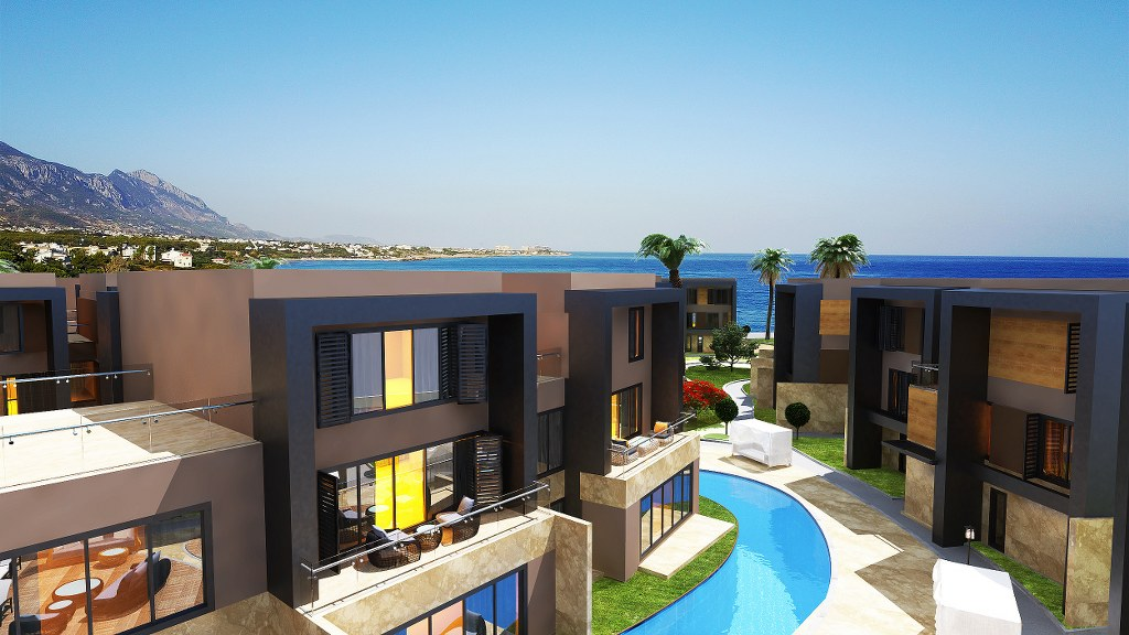 Remarkable 1, 2 and 3 Bedroom Apartment For Sale Location Kervansaray Girne (a home that fits your lifestyle)