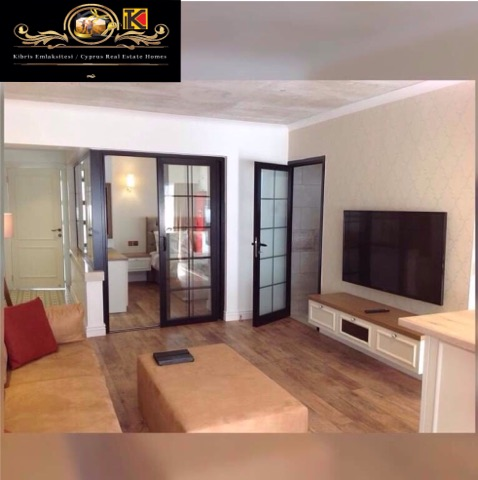 1 and 2 Bedroom Luxurious Apartment For Rent Location Girne