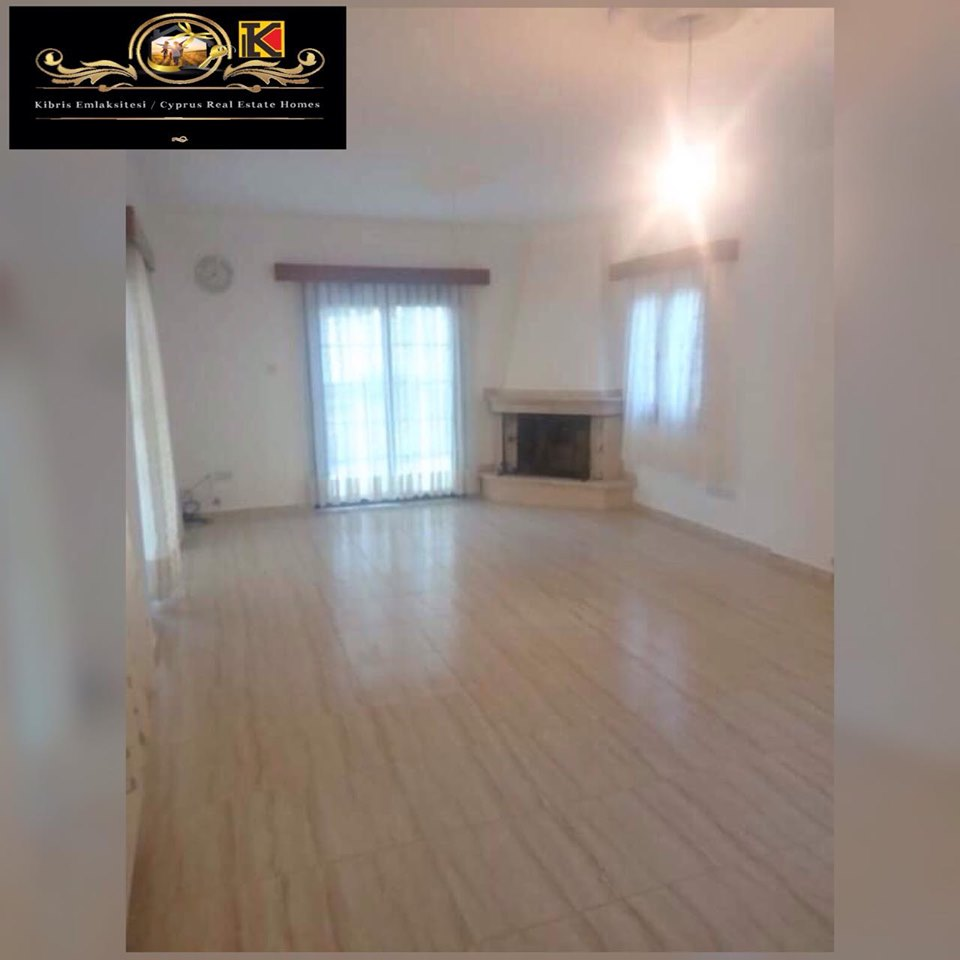 5 Bedroom Villa For Rent Location Bellapais Girne