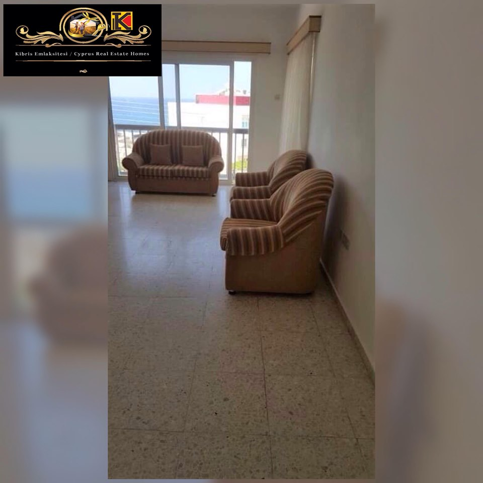 2 Bedroom Apartment For Rent Location Near Kasgar Market Girne.