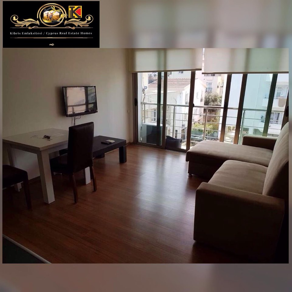 1 Bedroom Apartment For Rent Location Near to nusmar market Girne.