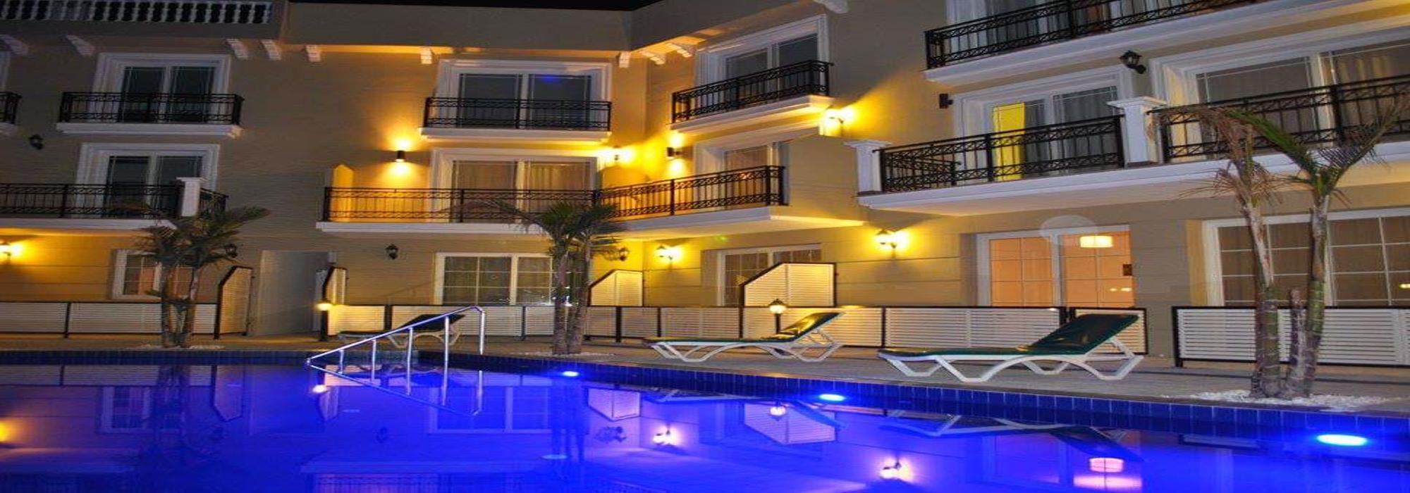 2 Bedroom Apartment For Rent Location Near By Alsancak Belediye (Communal Swimming Pool)