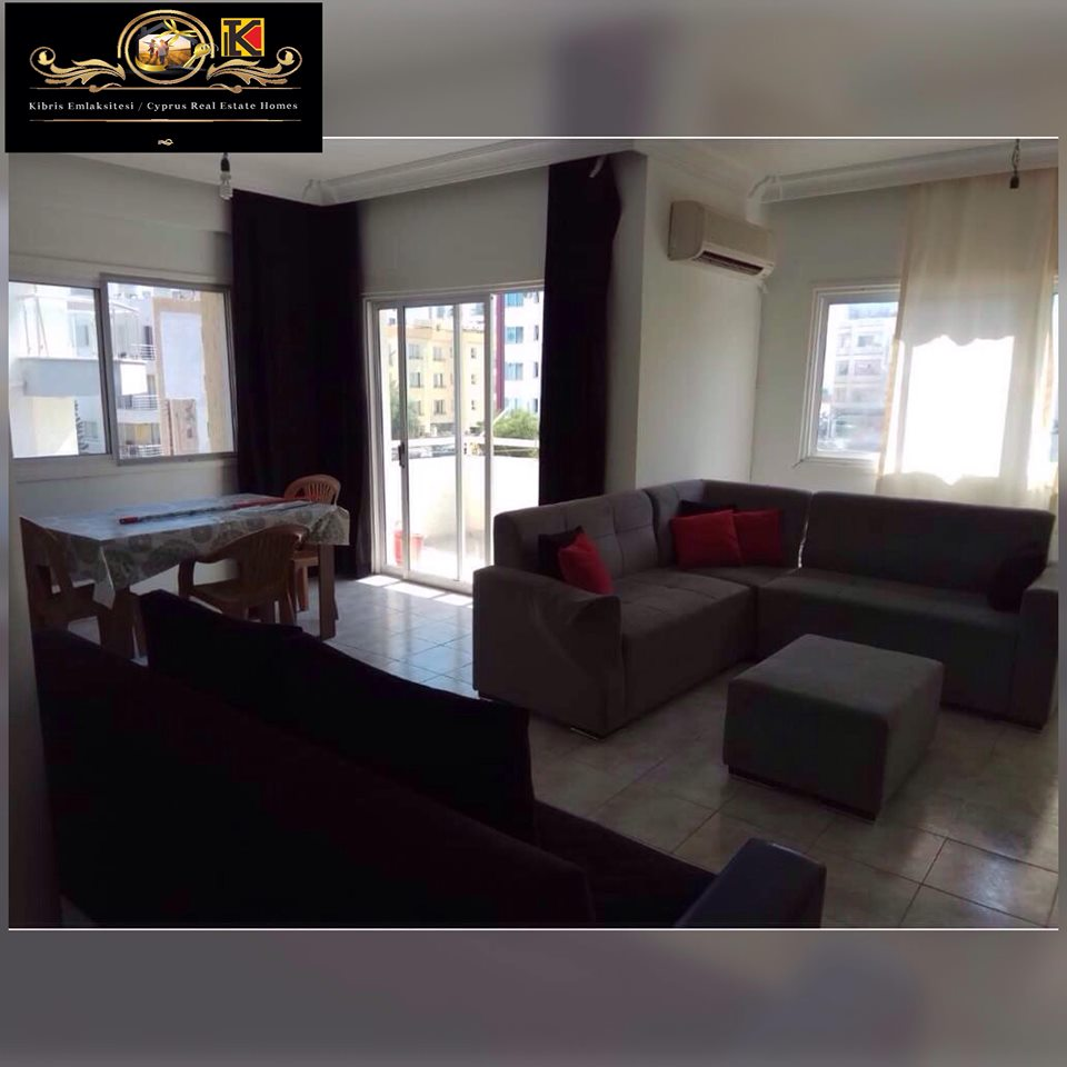 3 Bedroom Apartment For Rent Location Near kasgar Market Girne