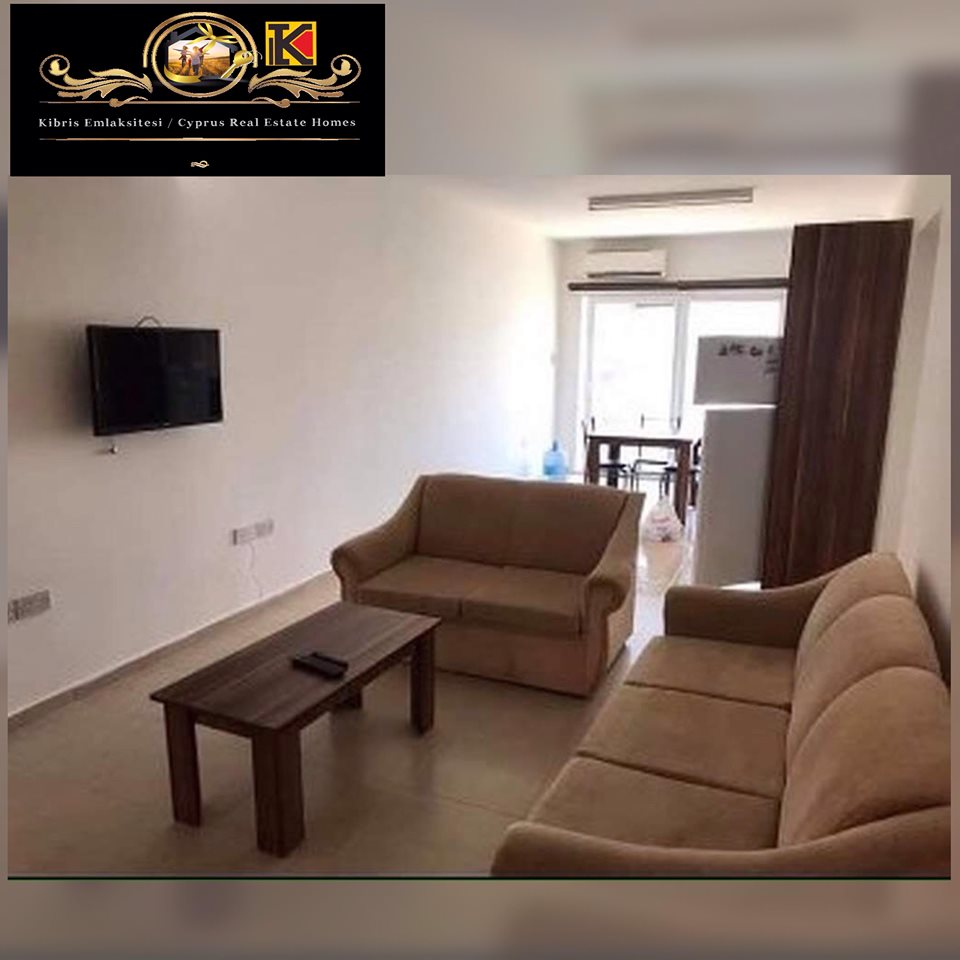 2 Bedroom Apartment For Rent Location near Barish park Girne