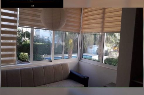 2 Bedroom Apartment For Rent Location just opposite Lord's Palace Hotel(Communal Swimming Pool) North Cyprus (KKTC)