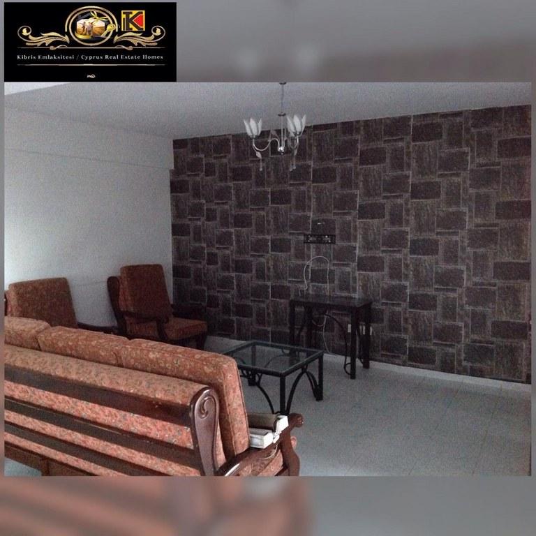 2 Bedroom Apartment For Rent Location Near Hurdeniz Restaurant Girne