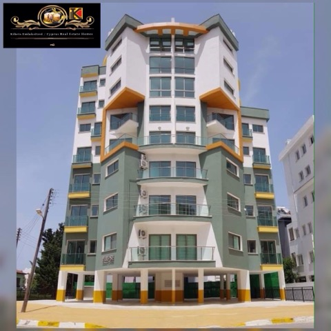 Bright 1 Bedroom Apartment For Sale Location Near Barish Park Wednesday Market Girne
