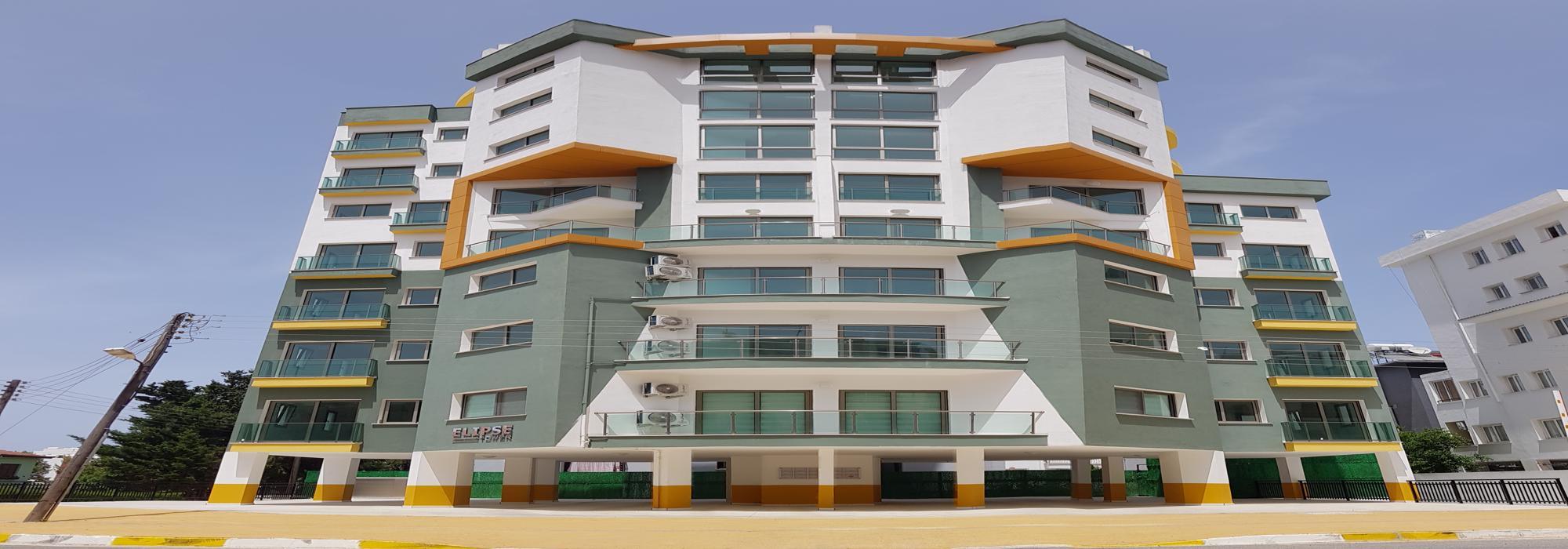 Bright 1 Bedroom Apartment For Sale Location Near Barish Park Wednesday Market Girne