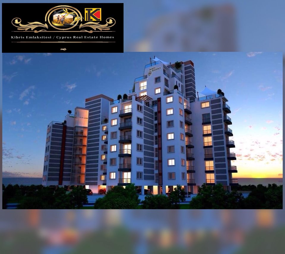 Nice 2 Bedroom Apartment For Sale Location Behind Lords Palace Hotel Girne (Turkish Title Deeds)