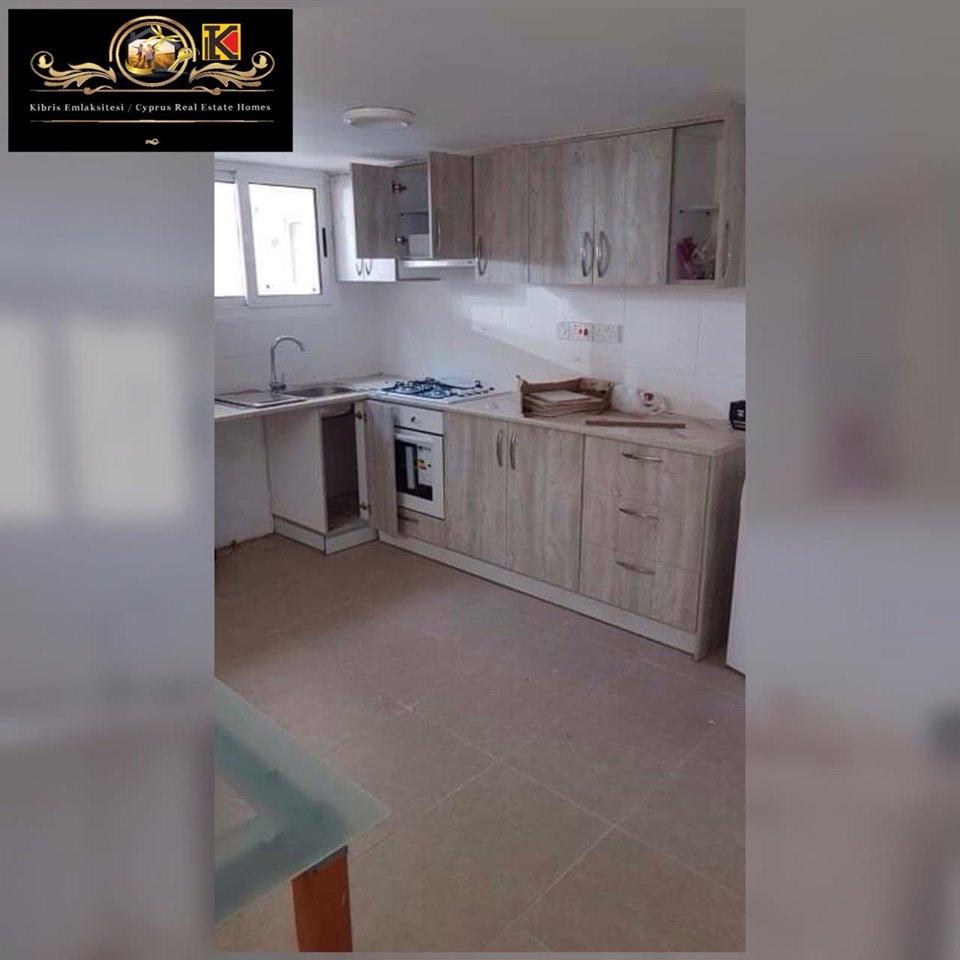 2 Bedroom Basement Apartment For Rent Location Lapta Girne