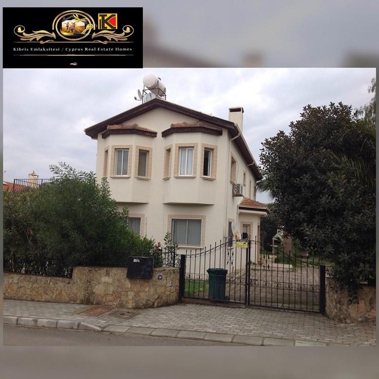 3 Bedroom Villa For Rent Location Opposite Cratos Premium Hotel Casino – Catalkoy Girne