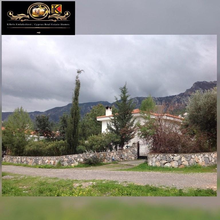 3 Bedroom Villa For Sale Location Near Hasan Uzun Petrol Pump Girne