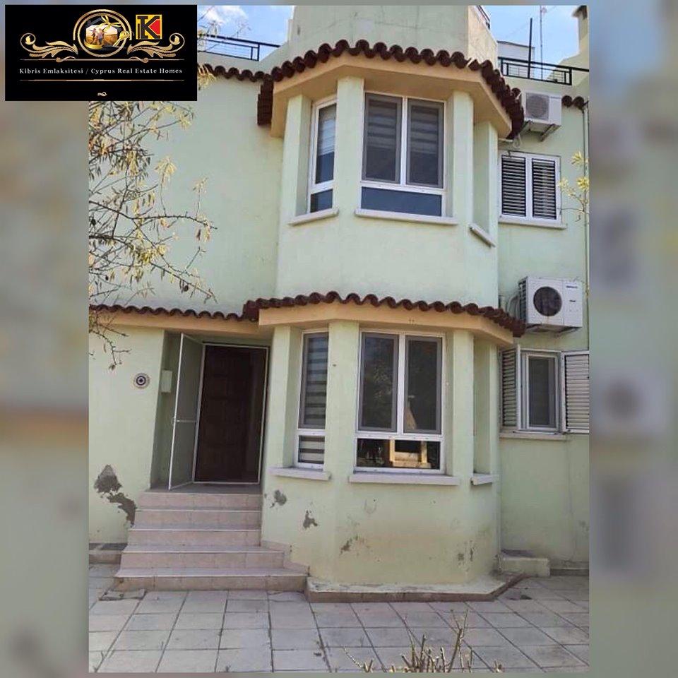 4 Bedroom Twin Villa For Sale Location Near GAU University Karaoglanoglu Girne