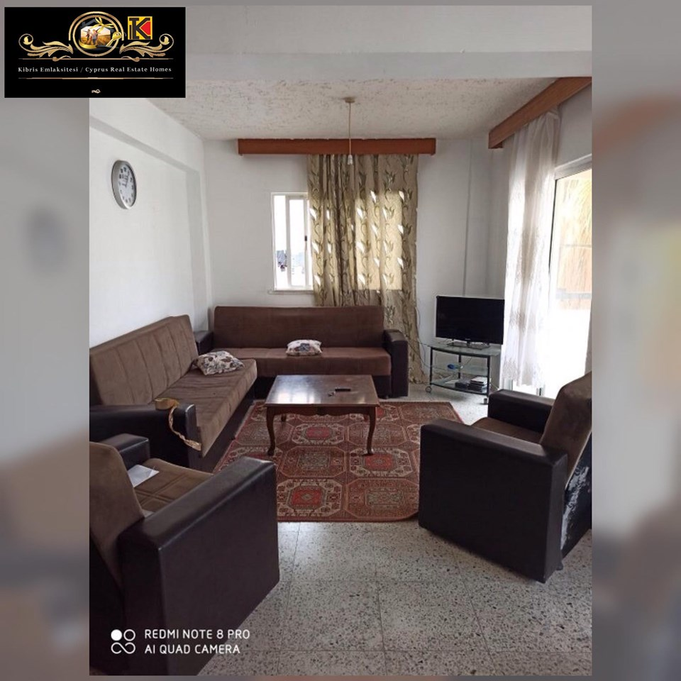 3 Bedroom Apartment For Rent Location Near Tax Office Girne