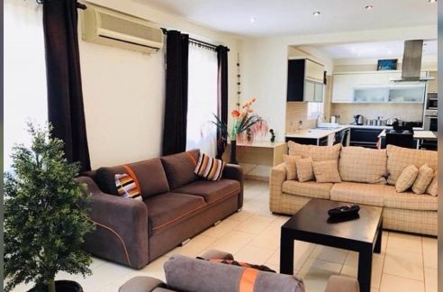 Nice 2 Bedroom Penthouse For rent Location Near Metro Market Girne North Cyprus (KKTC)