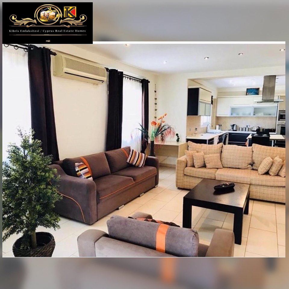 Nice 2 Bedroom Penthouse For rent Location Near Metro Market Girne