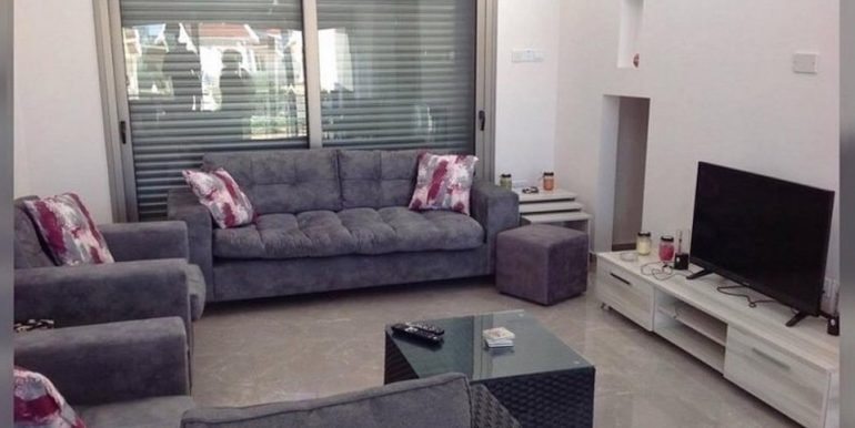 Luxurious 2 Bedroom Twin Villa with Beautiful Sea and Mountain Views Location Yesiltepe Girne North Cyprus (KKTC)(For Rent)