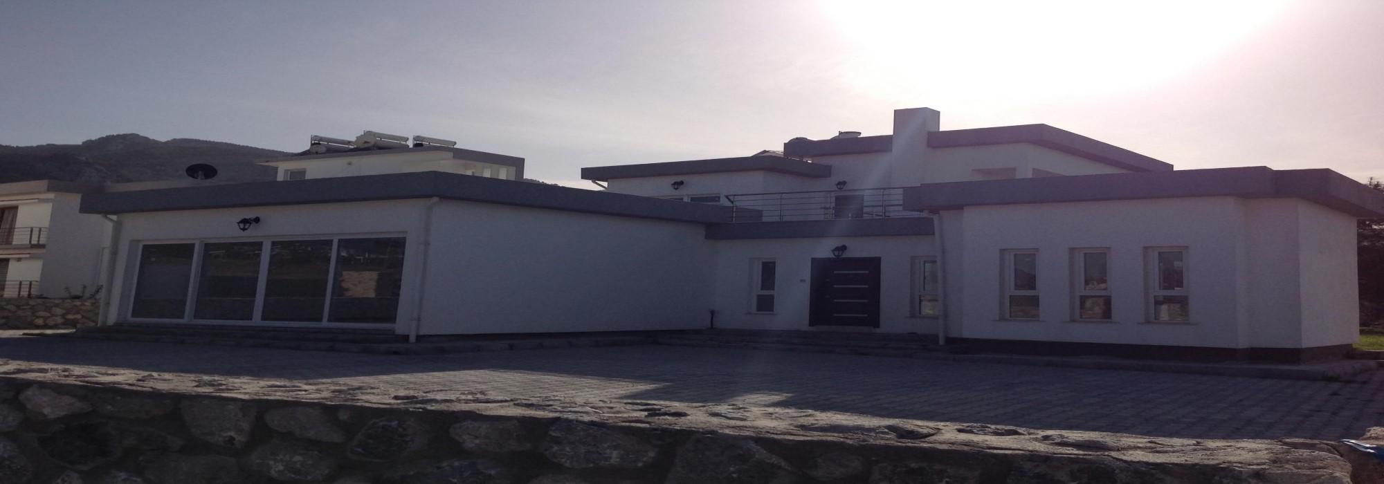 6 Bedroom Brandnew Villa For Sale Location Catalkoy Girne