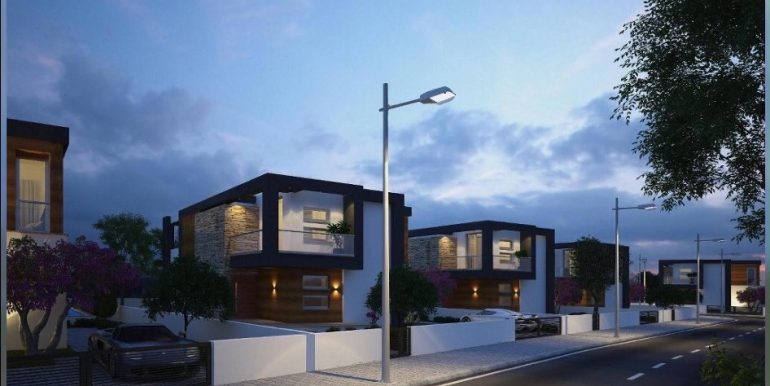 Elegant 4 Bedroom Villa For Sale Location Catalkoy Girne North Cyprus (KKTC) (Offering a smart life on the island)