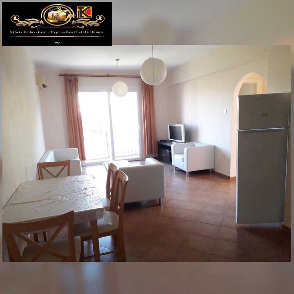 2 Bedroom Apartment For Rent Location Bektas market Lapta Girne