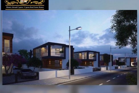 Elegant 4 Bedroom Villa For Sale Location Catalkoy Girne (Offering a smart life on the island) North Cyprus KKTC TRNC
