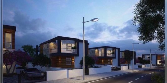 Elegant 4 Bedroom Villa For Sale Location Catalkoy Girne (Offering a smart life on the island)