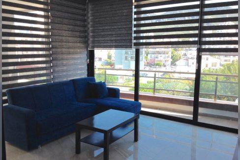 2 Bedroom Half Penthouse Apartment For Rent Location Behind Lavash Restaurant Girne North Cyprus (KKTC)