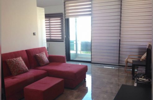 2 Bedroom Half Penthouse Apartment For Rent Location Behind Lavash Restaurant Girne North Cyprus (KKTC)