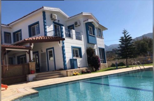Nice 5 Bedroom Villa For Sale Location Near Alsancak Municipality Girne North Cyprus (KKTC)