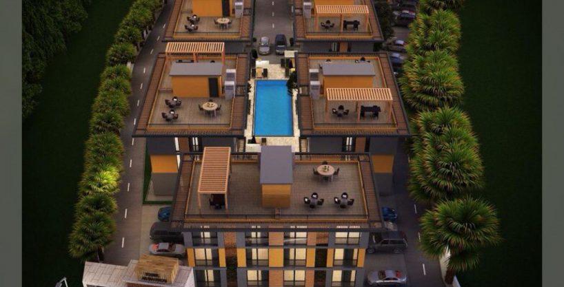 Nice 2 Bedroom Apartment For Sale Location Alsancak Girne North Cyprus (KKTC)