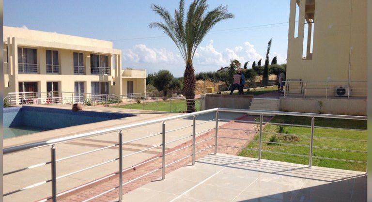 1 Bedroom Apartment For Rent Location Near Hasan Uzun Petrol Pump Alsancak Girne North Cyprus (KKTC)