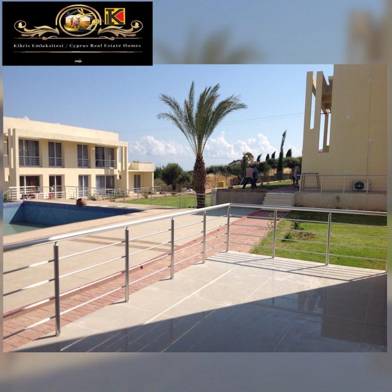 2 Bedroom Apartment For Rent Location Near Hasan Uzun Petrol Pump Alsancak Girne.