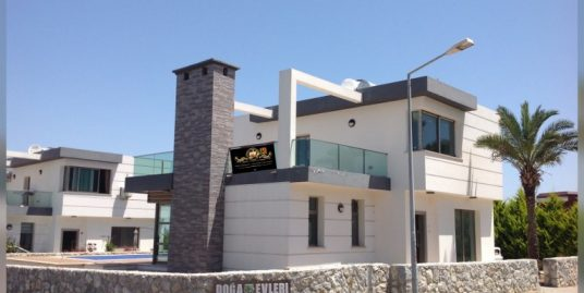 Nice and Brand New 3 Bedroom Villa For Sale Location Edremit Girne