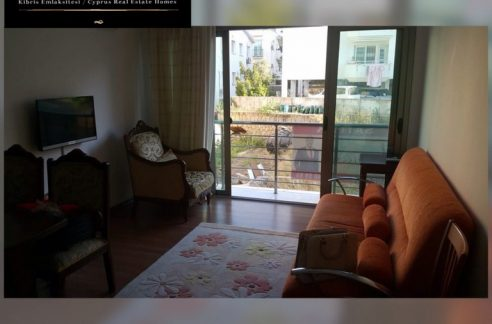 1 Bedroom Apartment For Sale Location Near Nusmar Market Girne North Cyprus (KKTC)