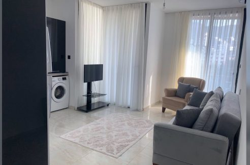 2 Bedroom Apartment For Rent Location Opposite Mr Pound Girne North Cyprus (KKTC)