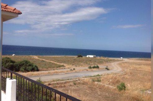 Sea Front 2 Bedroom Apartment For Rent Location Lapta Coastal Walkway (Lapta Yuruyus Yolu) Girne (Communal Swimming Pool) North Cyprus (KKTC)