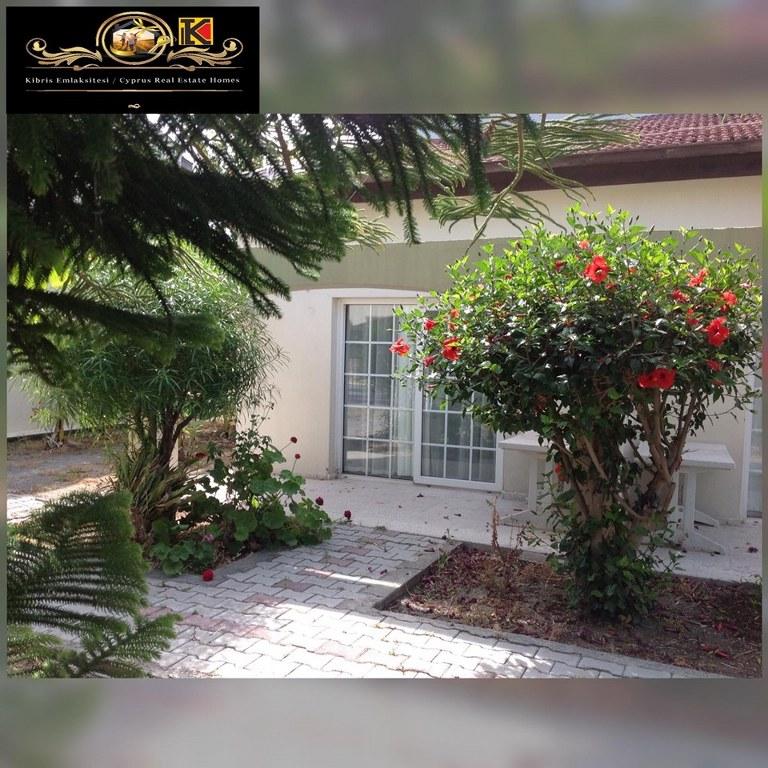 1 Bedroom Bungalows For Rent Location Near GAU University Karaoglanoglu Girne (include maintenance, water and internet Fee)