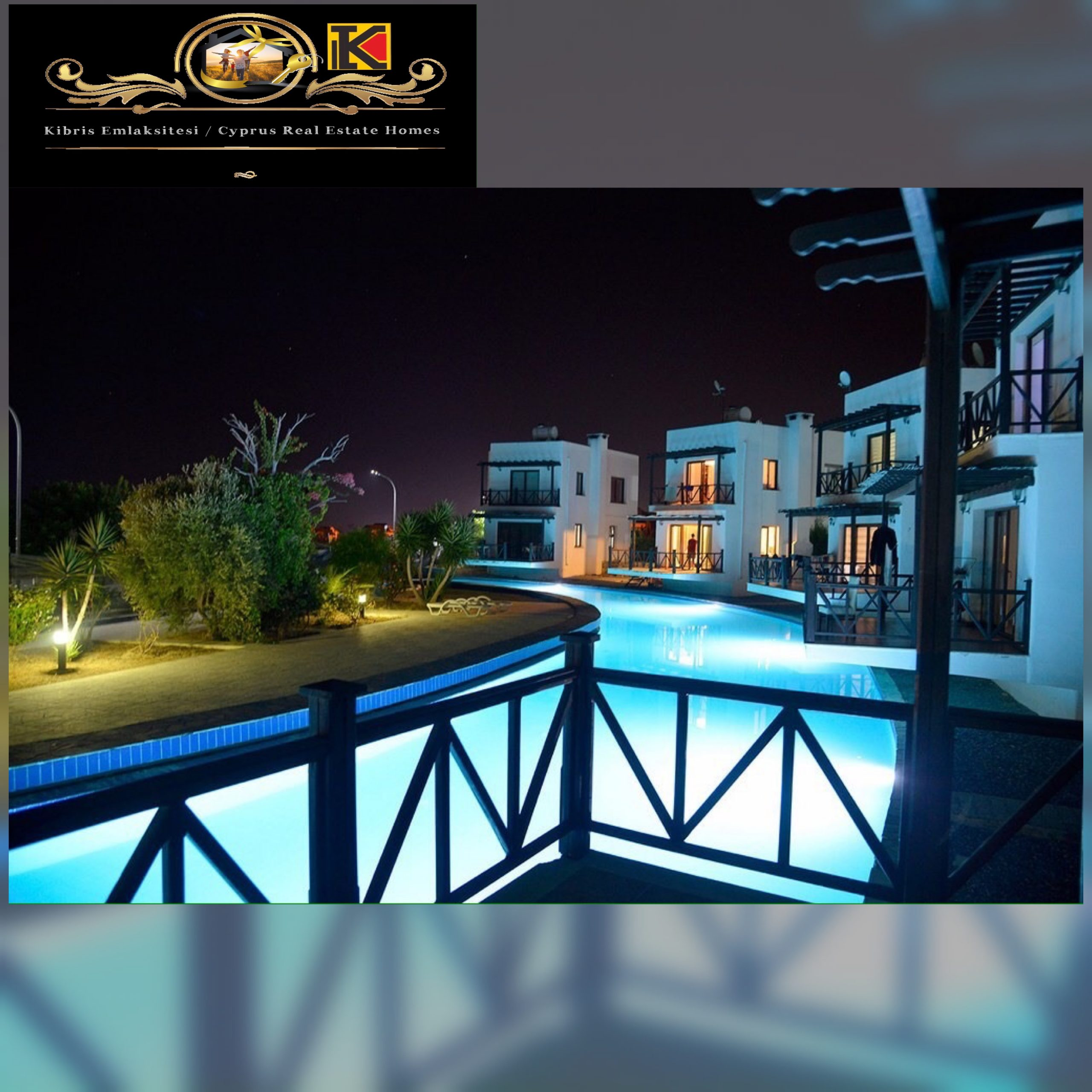 1,2,3 Bedroom Apartment And 3 Bedroom Villa For Sale Location Yesiltepe Girne