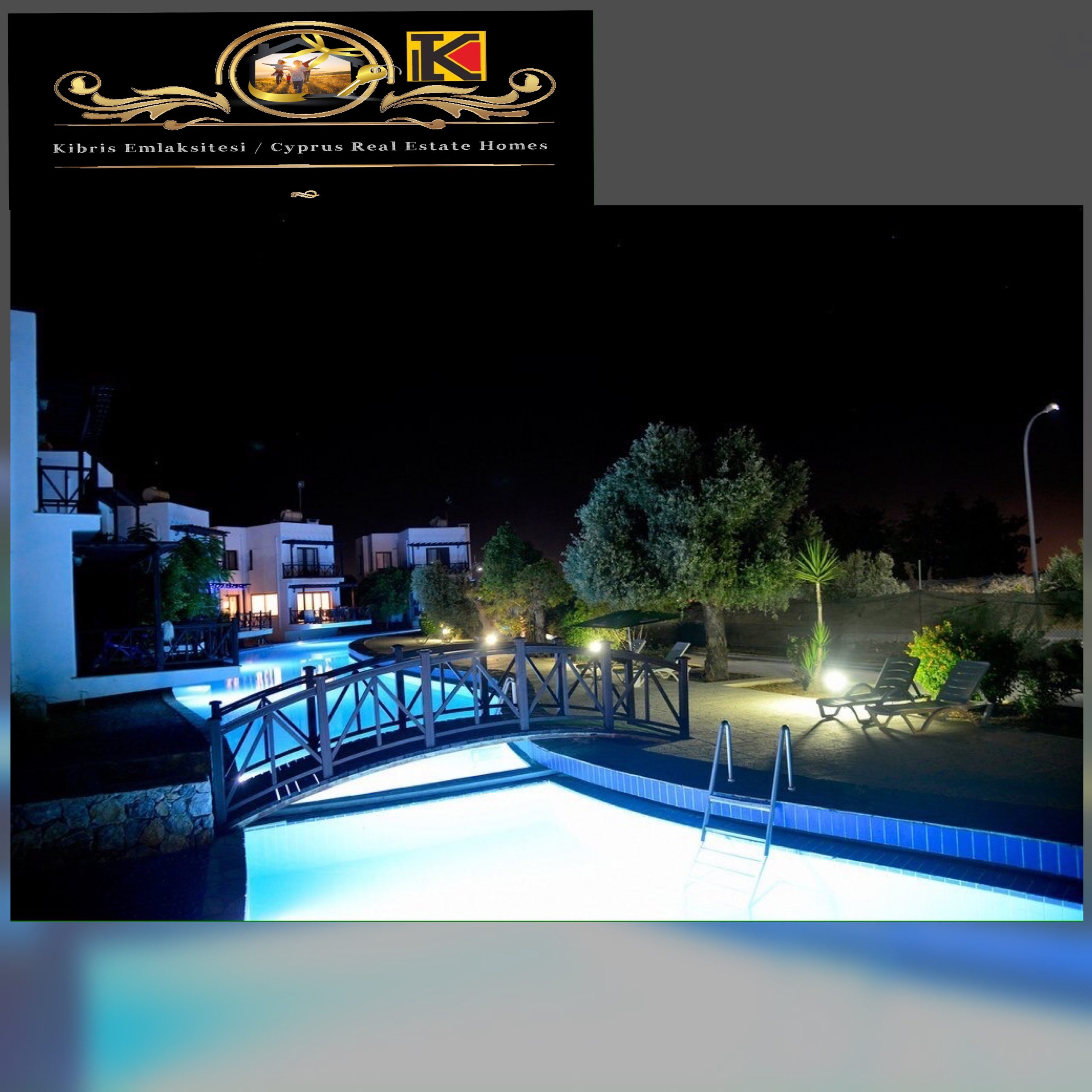 1,2,3 Bedroom Apartment And 3 Bedroom Villa For Rent Location Yesiltepe Girne