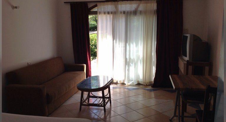 1 Bedroom Studio Apartment For Rent Location Near Hasan Uzun Petrol Pump Alsancak Girne North Cyrus (KKTC)