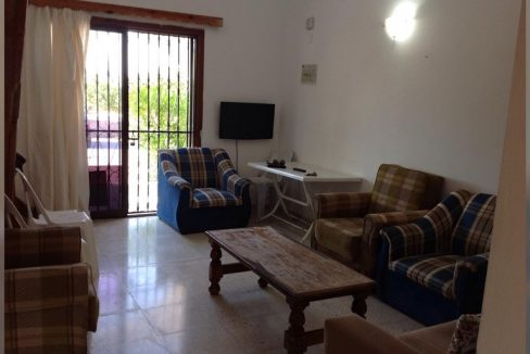 1 Bedroom Twin Bungalow For Rent Location Near Cabin Beach Lapta Girne North Cyprus (KKTC)