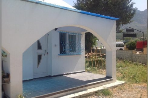 1 Bedroom Twin Bungalow For Rent Location Near Lapida hotel Lapta Girne North Cyprus (KKTC)