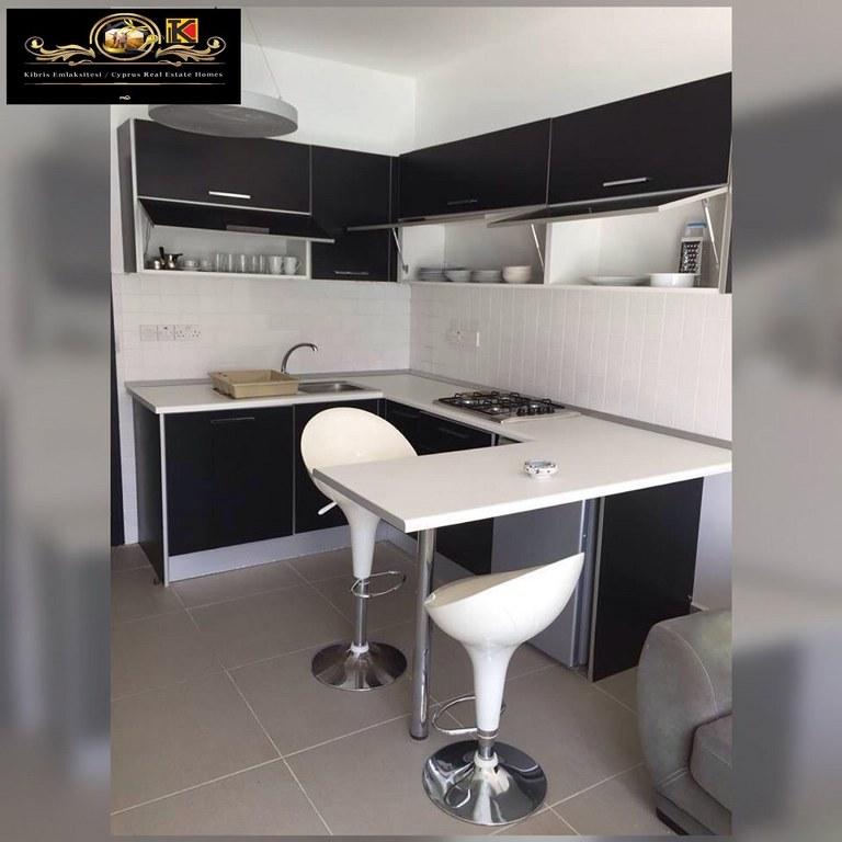 1 Bedroom Apartment For Rent Location Near Kaya Palazzo Resort Hotel And Casino Karaoğlanoğlu Girne(Communal Swimming Pool)
