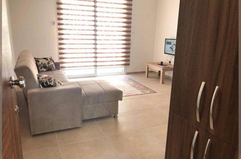 Brand New 1 Bedroom Apartment For Rent Location Near GAU University Zeytinlik Girne North Cyprus (KKTC)