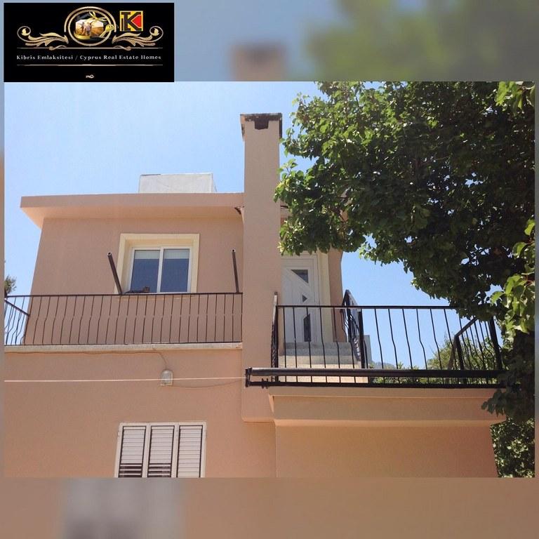 1 Bedroom Apartment For Rent Location Karaoglanoglu Girne