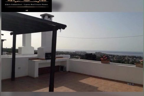 3 Bedroom Duplex Apartment For Rent Location Yesiltepe Girne North Cyprus (KKTC)