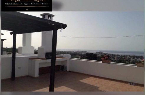 3 Bedroom Duplex Apartment For Rent Location Yesiltepe Girne North Cyprus (KKTC)